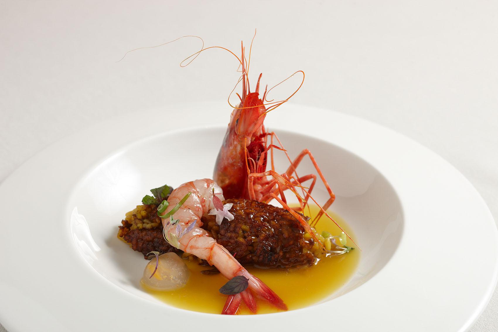 Restaurante Inigofusión - Iñaki Caperochipi - Fotografía