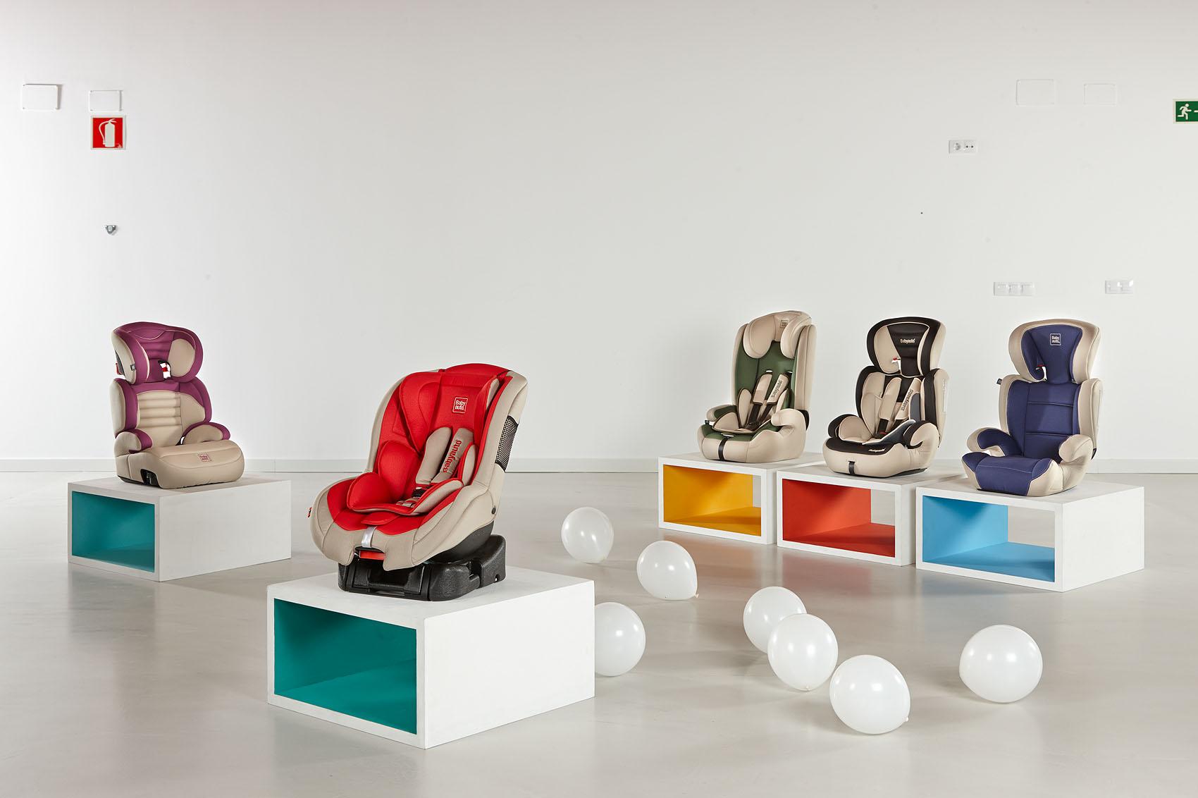 Baby Auto - Iñaki Caperochipi - Fotografía