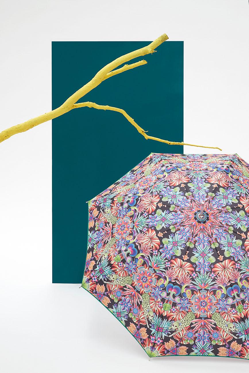 Sesión fotográfica de paraguas - Iñaki Caperochipi - Fotografía