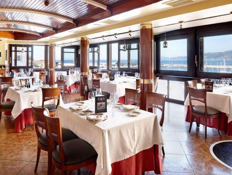 Restaurante Kaia - Iñaki Caperochipi