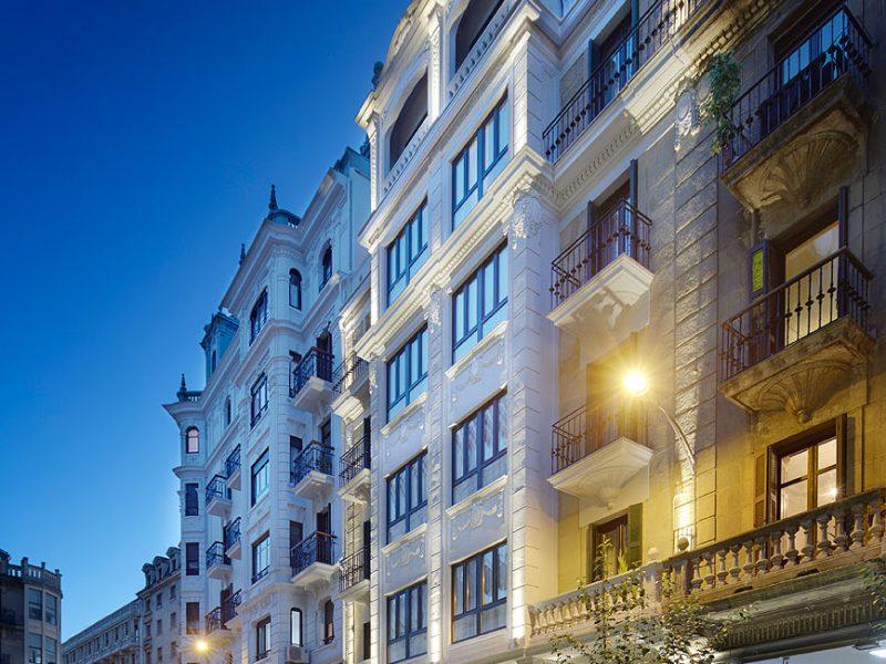 Hotel Arrizul Congress. San Sebastian - Iñaki Caperochipi