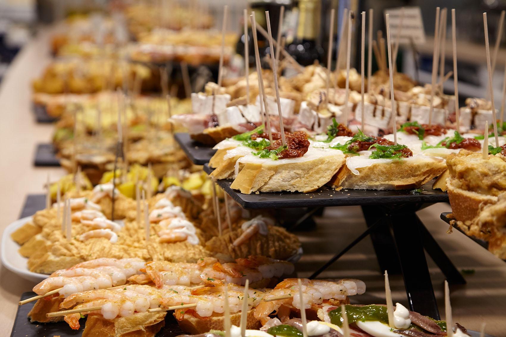 Restaurante Politena - Iñaki Caperochipi - Fotografía