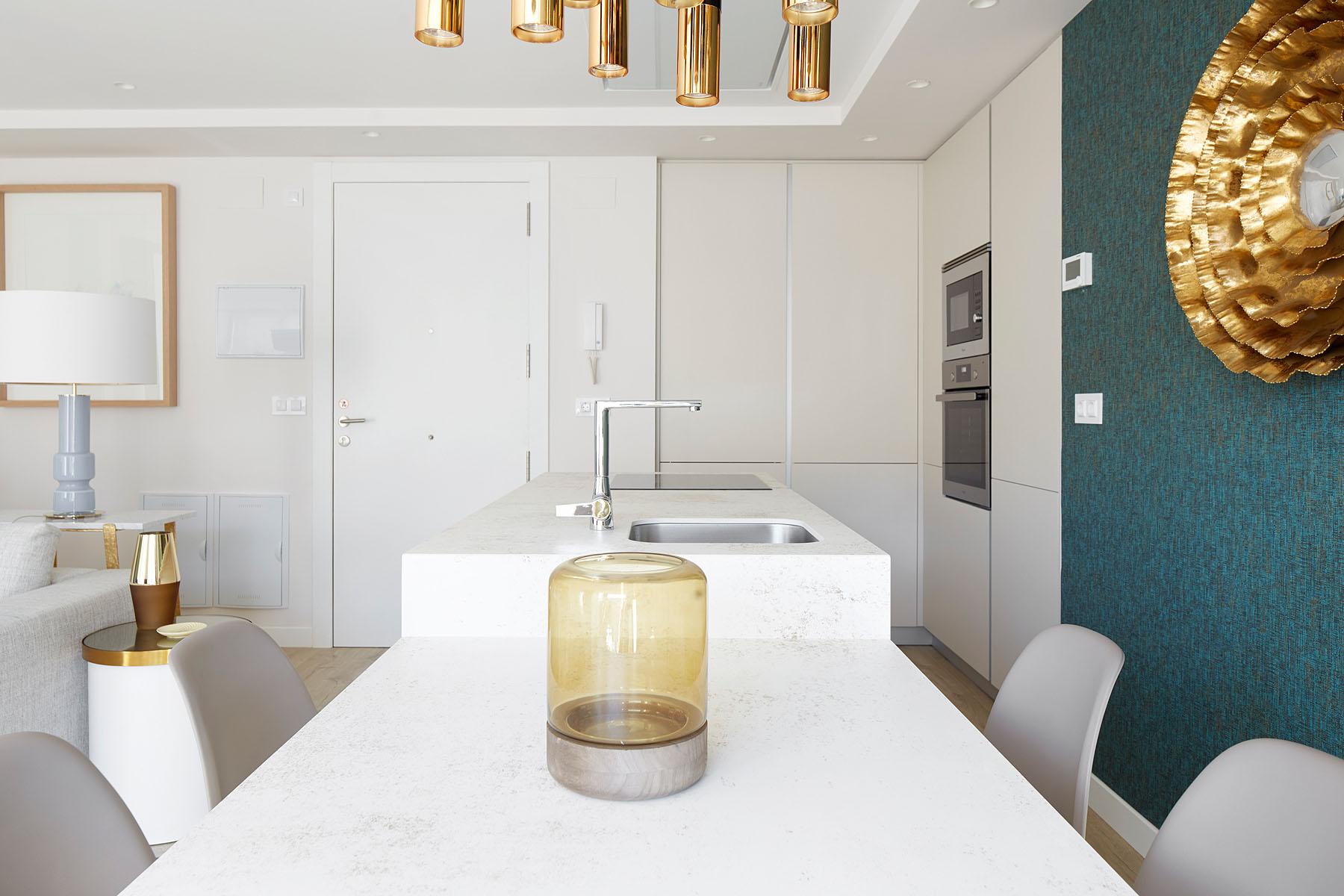 Apartamento La Concha Attic - Iñaki Caperochipi - Fotografía