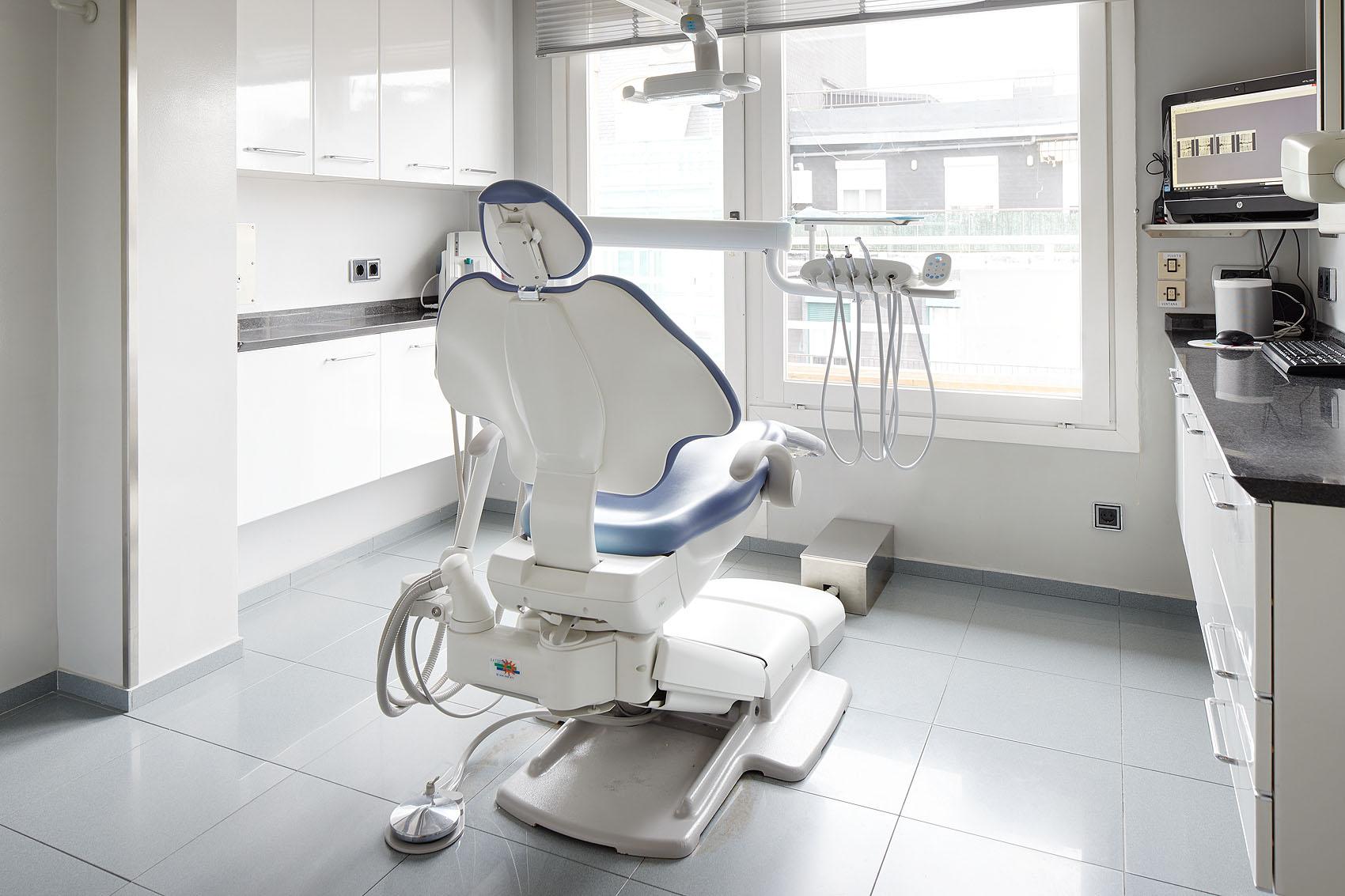 Clinica Antín - Iñaki Caperochipi - Fotografía