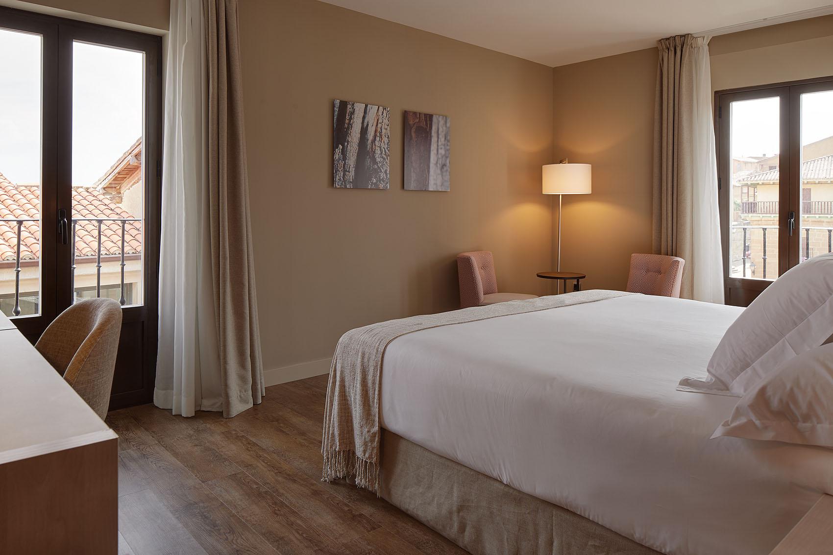 Hotel Palacio Tondón - Iñaki Caperochipi - Fotografía