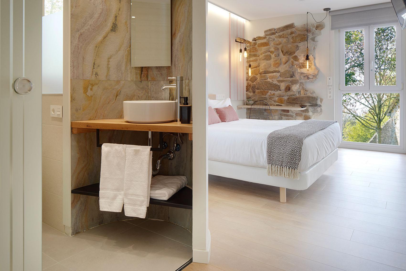 Hotel Unanue Zar - Iñaki Caperochipi - Fotografía