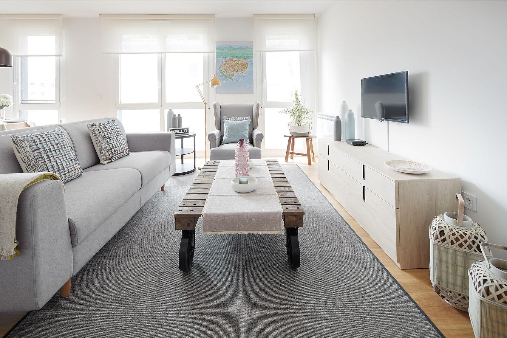 Apartamento Lizarra - Iñaki Caperochipi - Fotografía