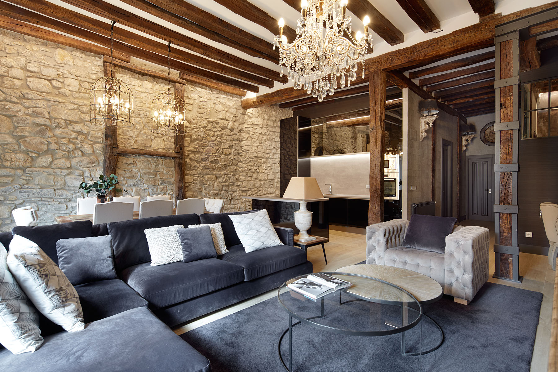 Apartamento Udaberri - Iñaki Caperochipi - Fotografía