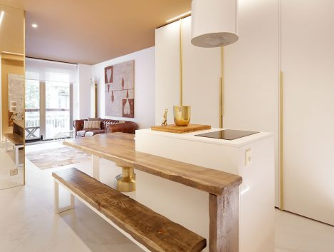 Apartamento Boulevard Suite - Iñaki Caperochipi