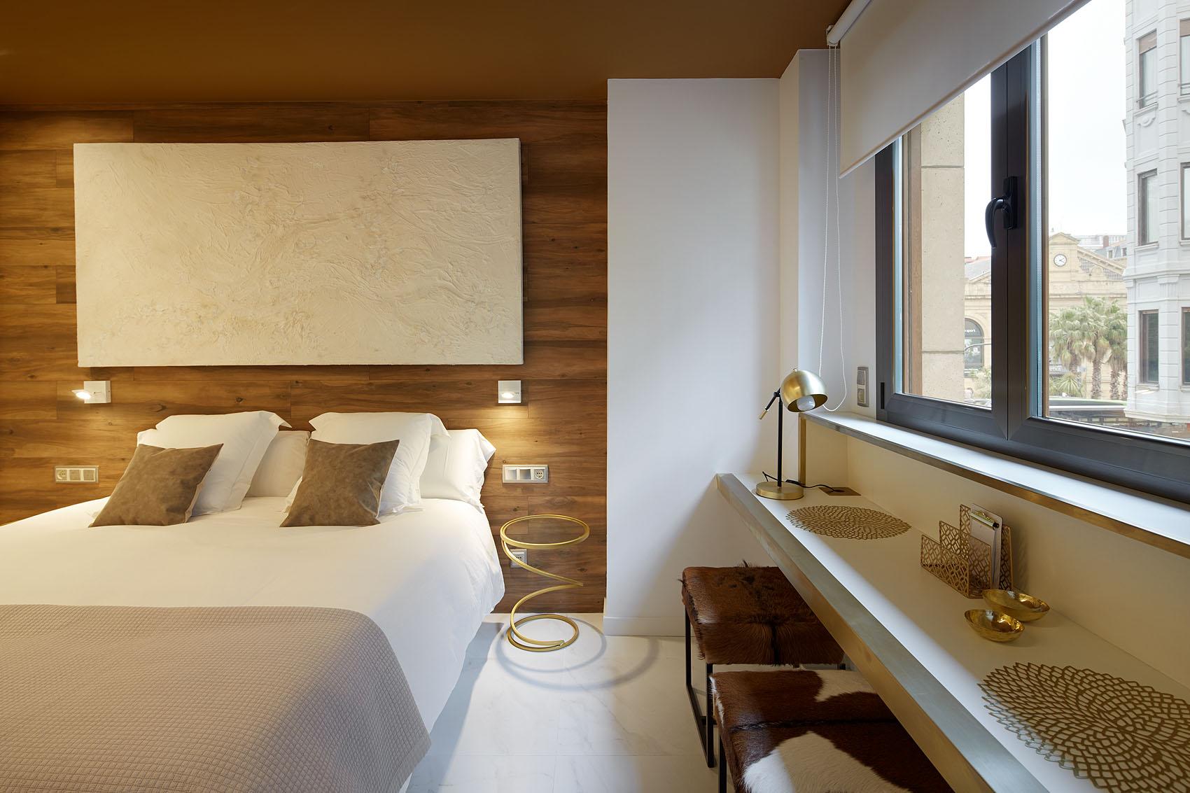 Apartamento Boulevard Suite - Iñaki Caperochipi - Fotografía