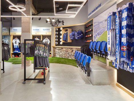 Real Sociedad Tienda Oficial - Iñaki Caperochipi