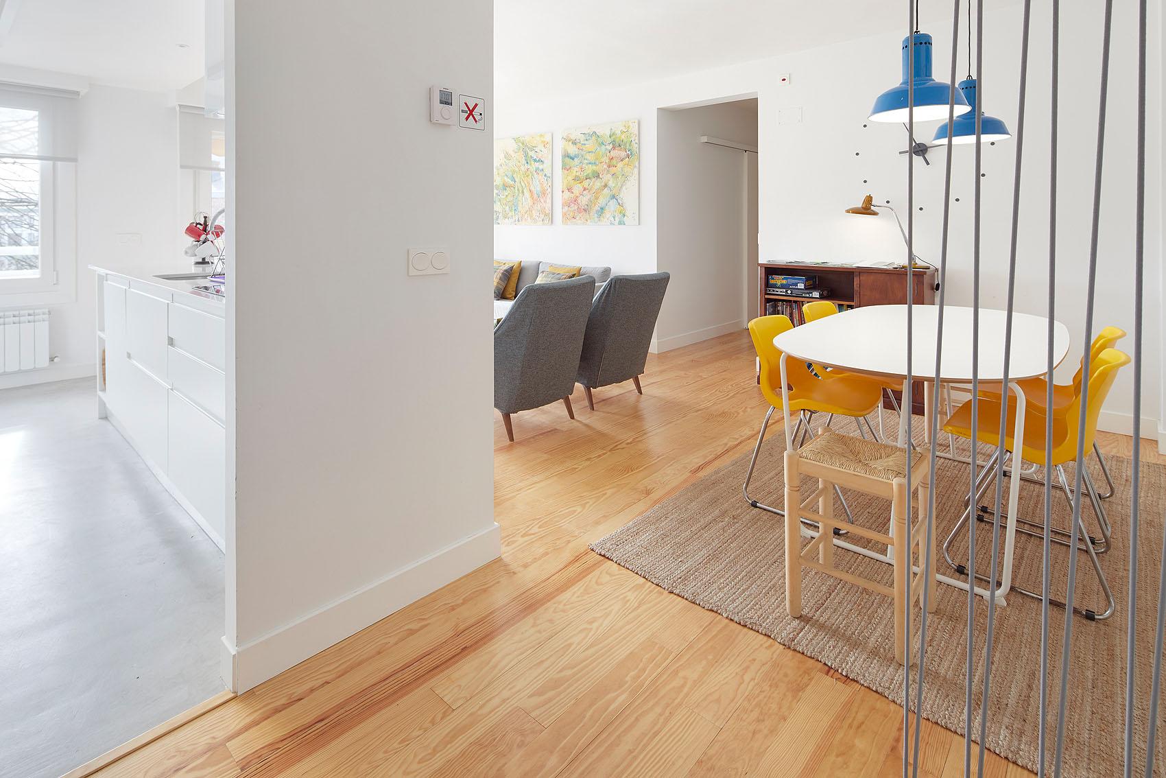 Apartamento Pilartxo-Enea, Aterian - Iñaki Caperochipi - Fotografía
