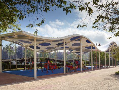 Parque Igerain Gain - Iñaki Caperochipi