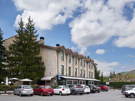 Hotel Iriguibel - Iñaki Caperochipi