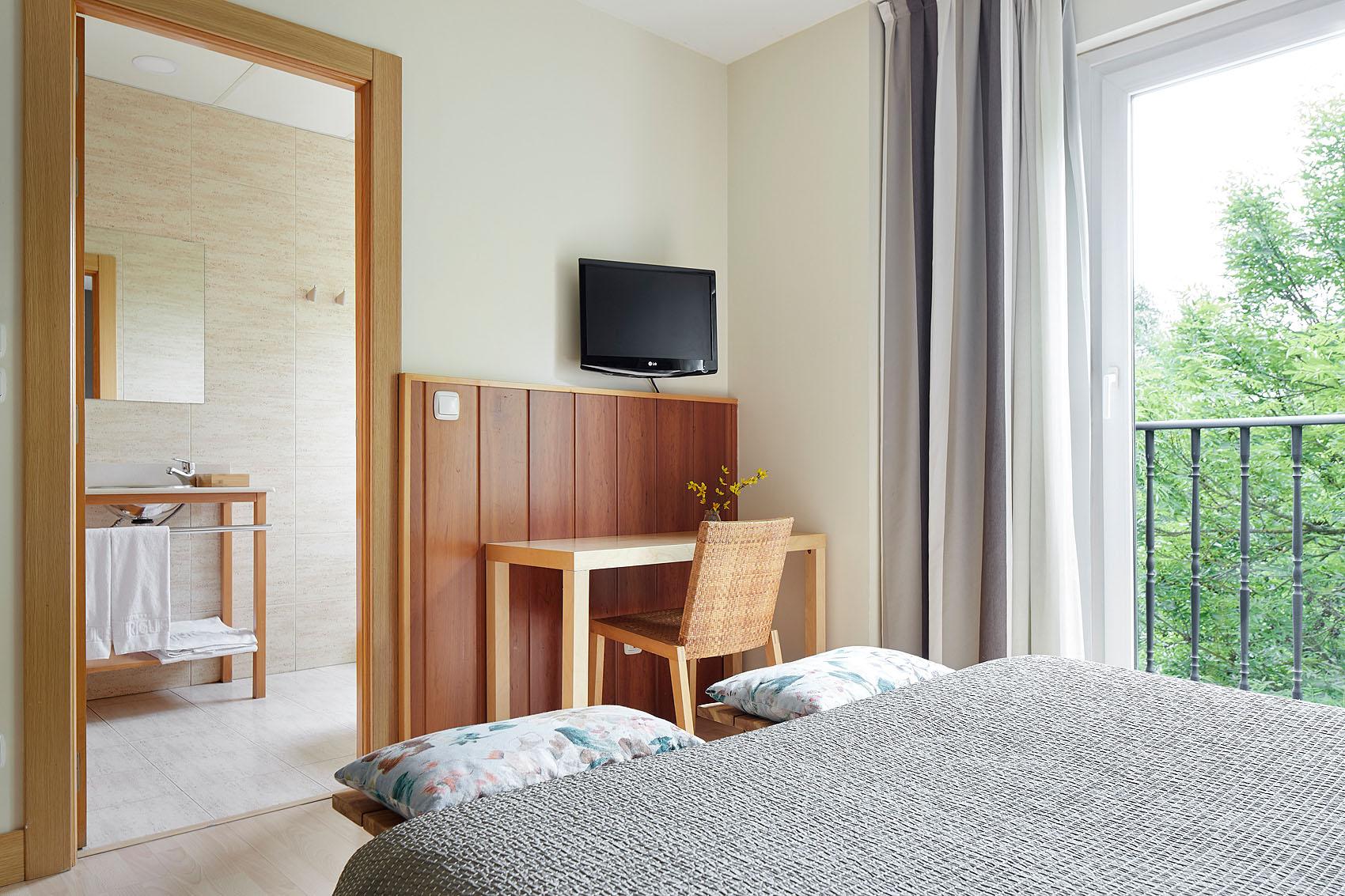 Hotel Iriguibel - Iñaki Caperochipi - Fotografía