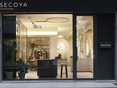 Nuevo Showroom de Secoya Interiorismo - Iñaki Caperochipi
