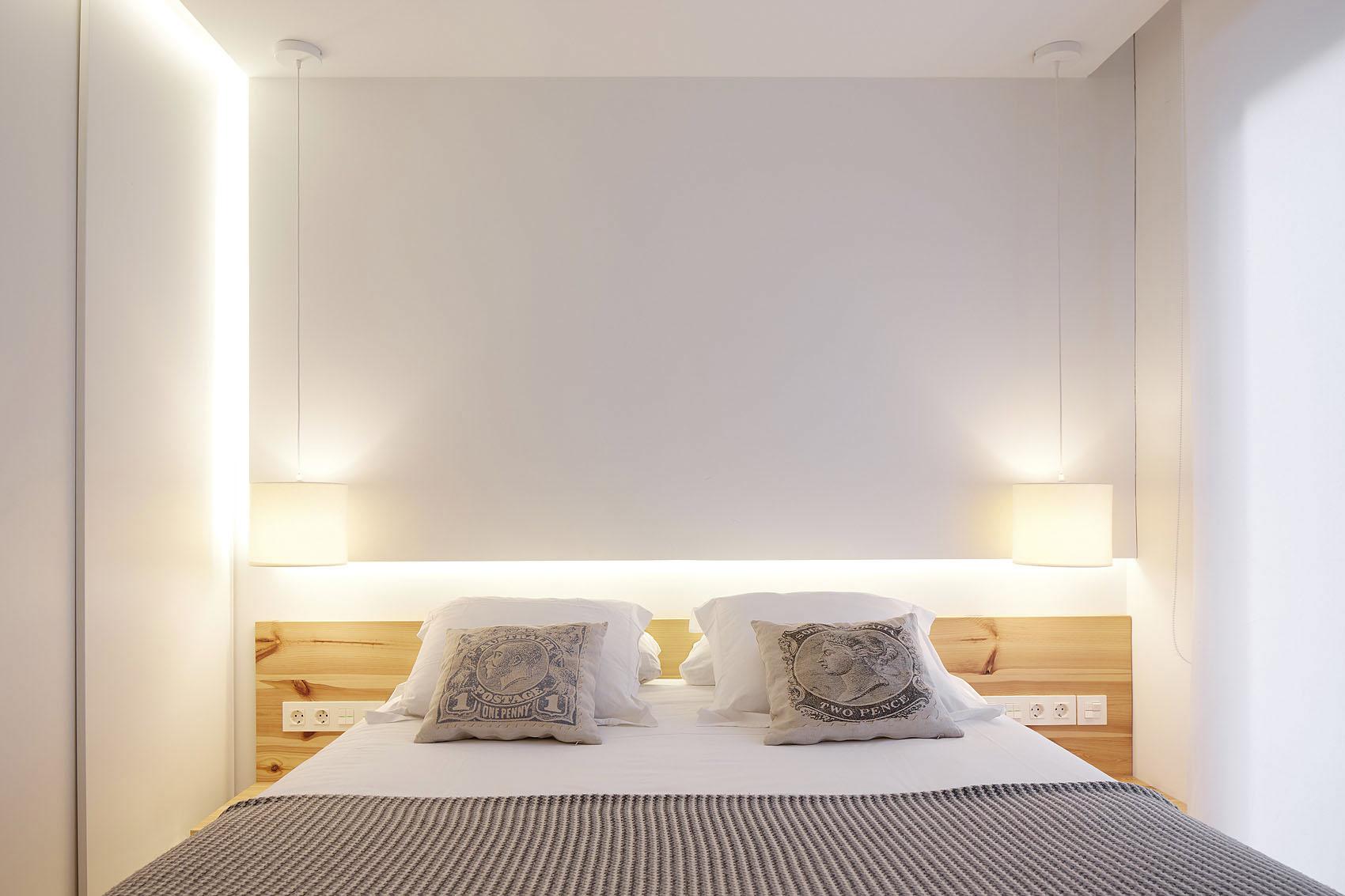 Apartamento en la Parte Vieja donostiarra - Iñaki Caperochipi - Fotografía