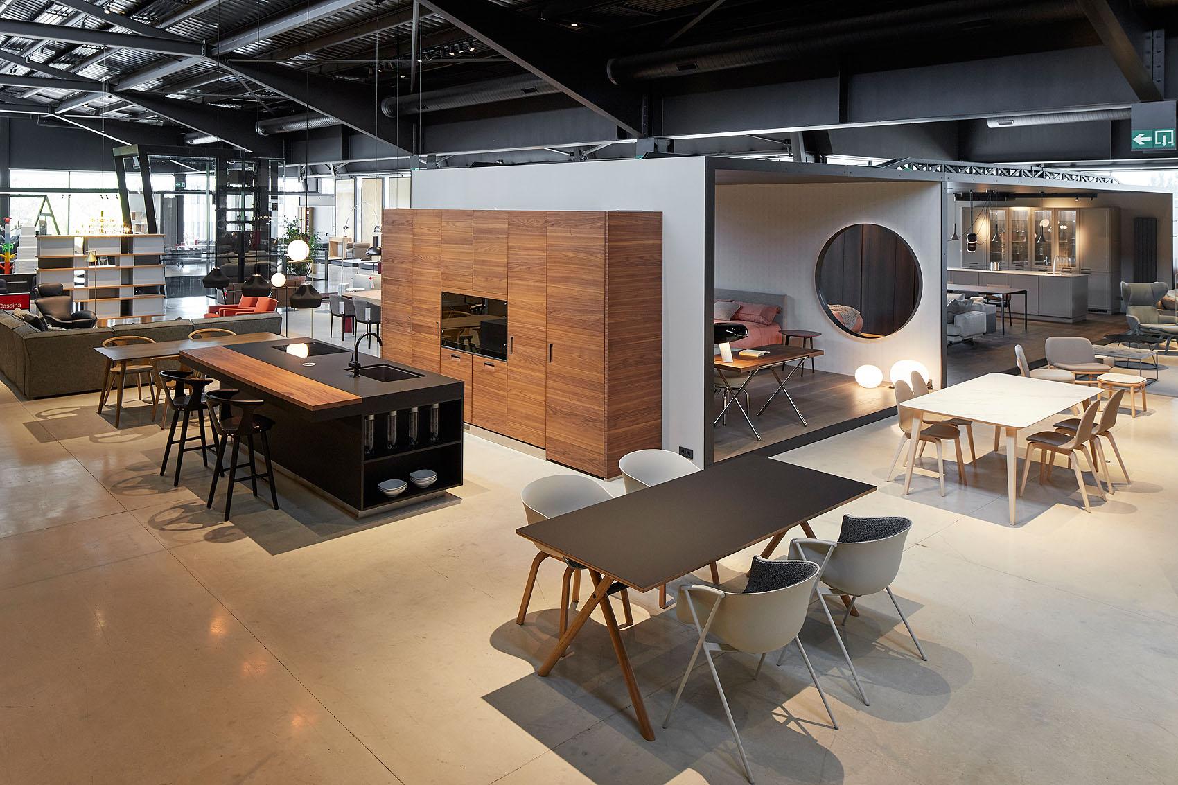 Nuevo Showroom de Saltoki Home - Iñaki Caperochipi - Fotografía