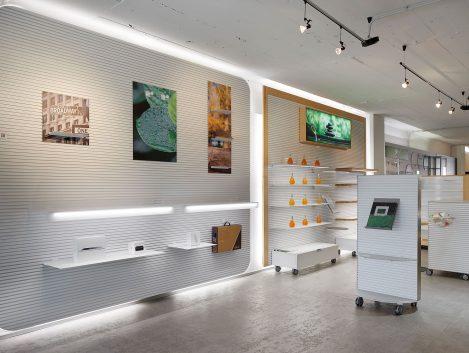 Showroom de Revers - Iñaki Caperochipi