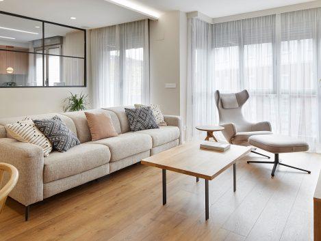 Reforma de vivienda en Arrasate - Iñaki Caperochipi