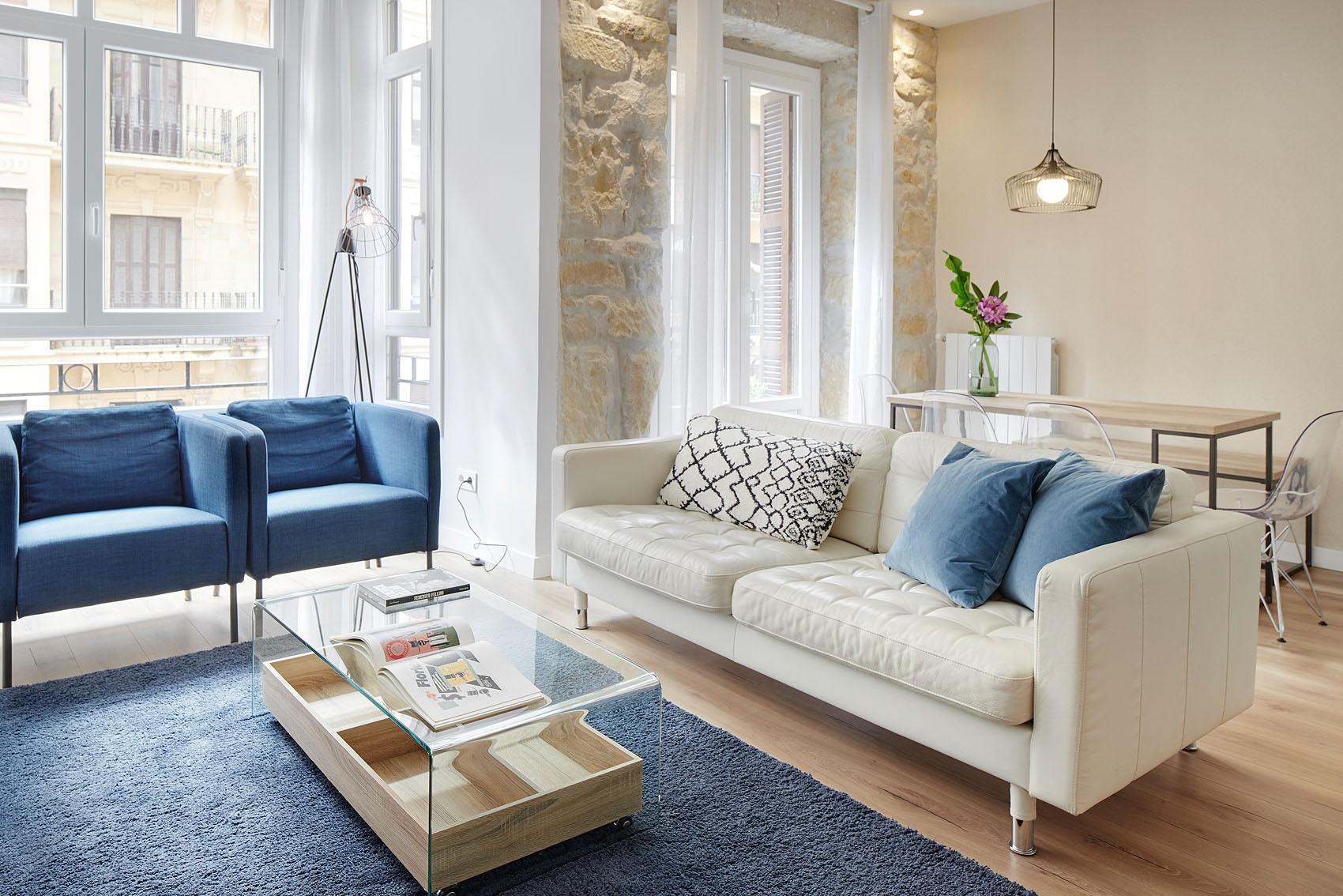 Apartamento Urumea By Feelfree Rentals - Iñaki Caperochipi - Fotografía