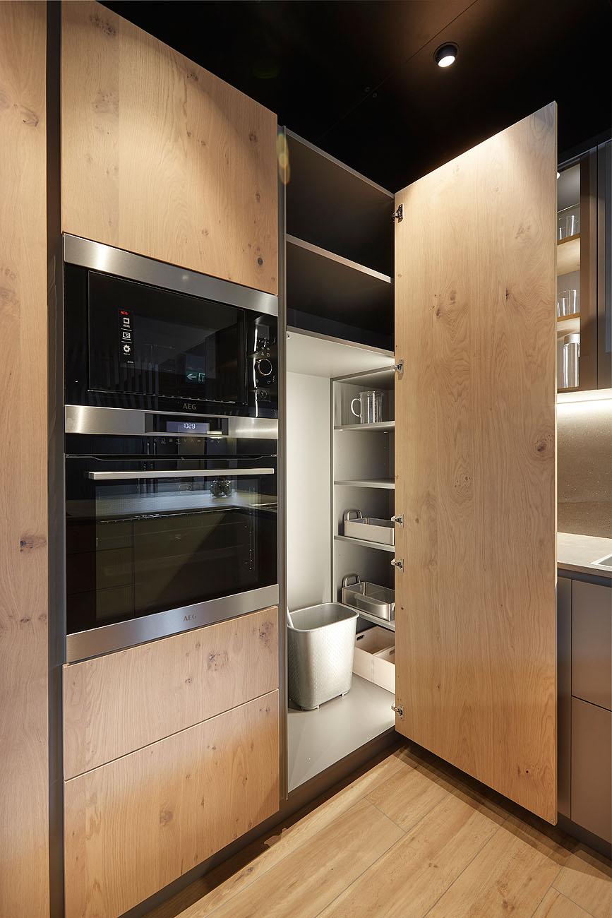 Cocina Hönnun con barra adosada - Iñaki Caperochipi - Fotografía