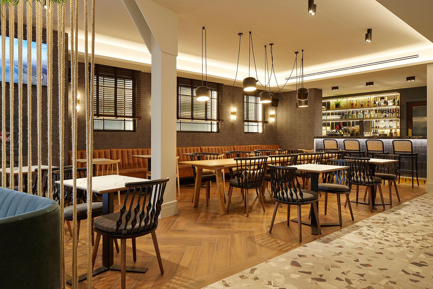 Bar Urgull, SANSEBay Hotel - Iñaki Caperochipi - Fotografía