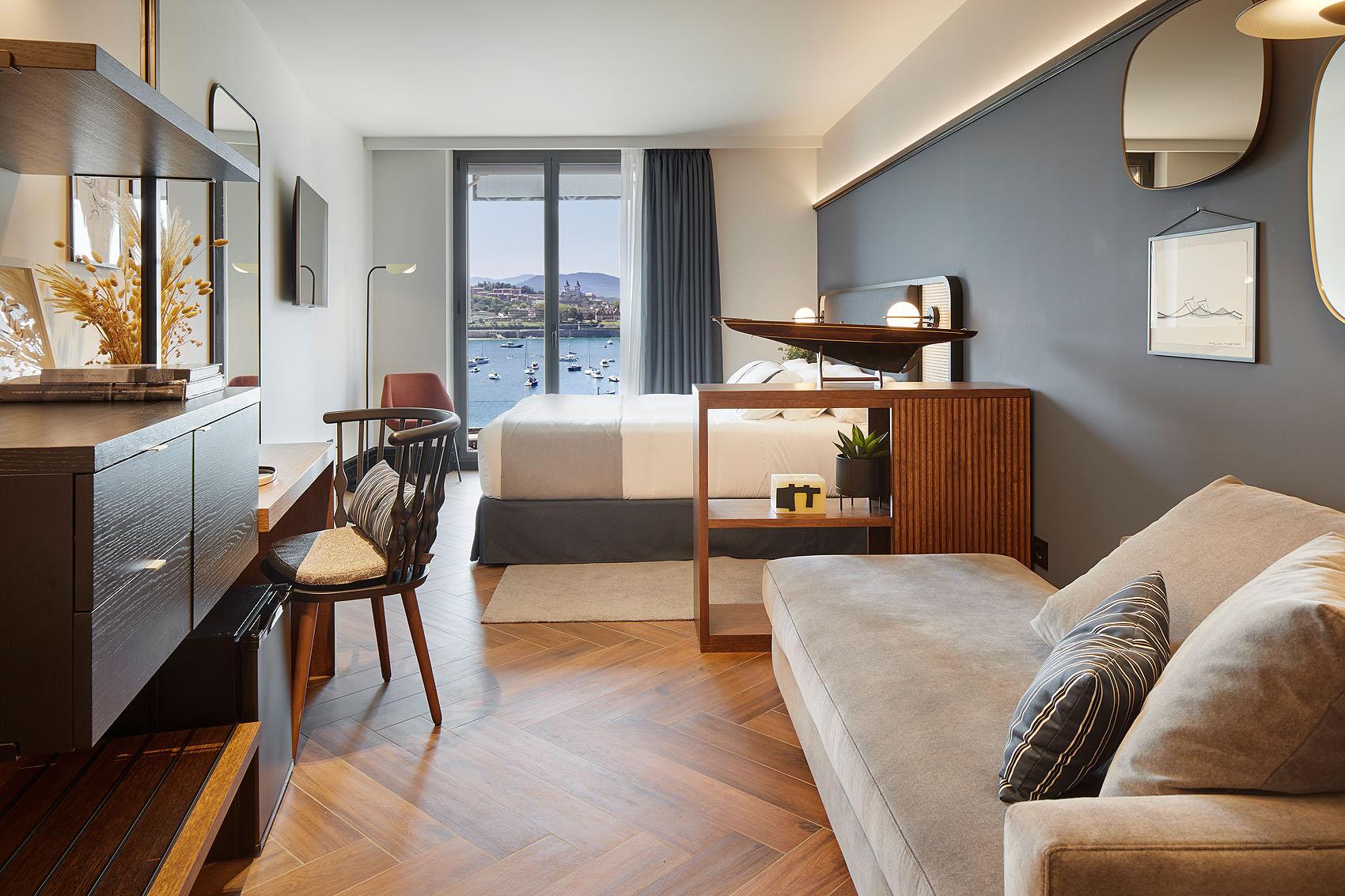 SANSEbay Hotel - Iñaki Caperochipi - Fotografía