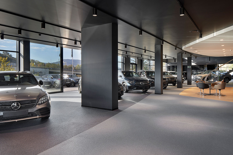 Nuevas instalaciones de Goiko Auto - Iñaki Caperochipi - Fotografía