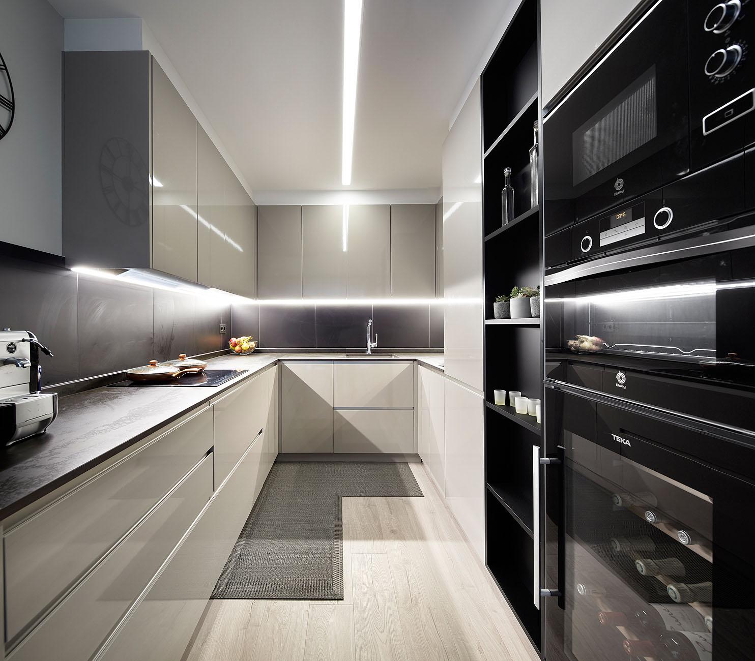 Selección de fotografias de cocinas - Iñaki Caperochipi - Fotografía