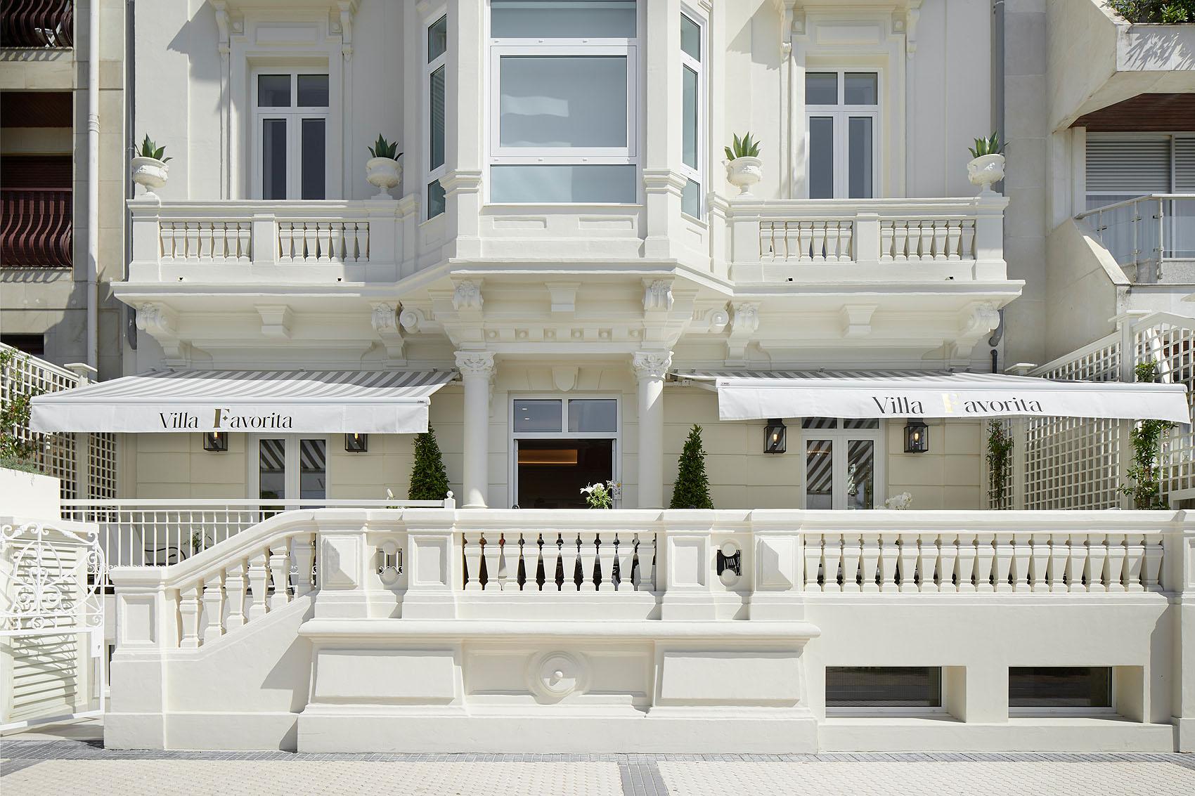 Villa Favorita Bar - Iñaki Caperochipi - Fotografía