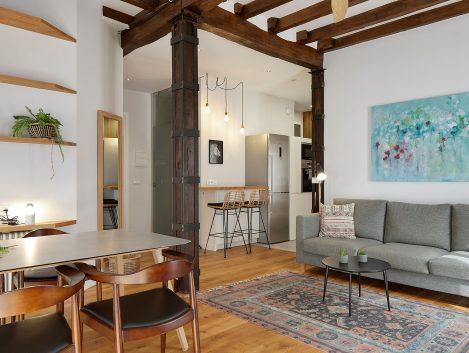 Apartamento en San Sebastian - Iñaki Caperochipi