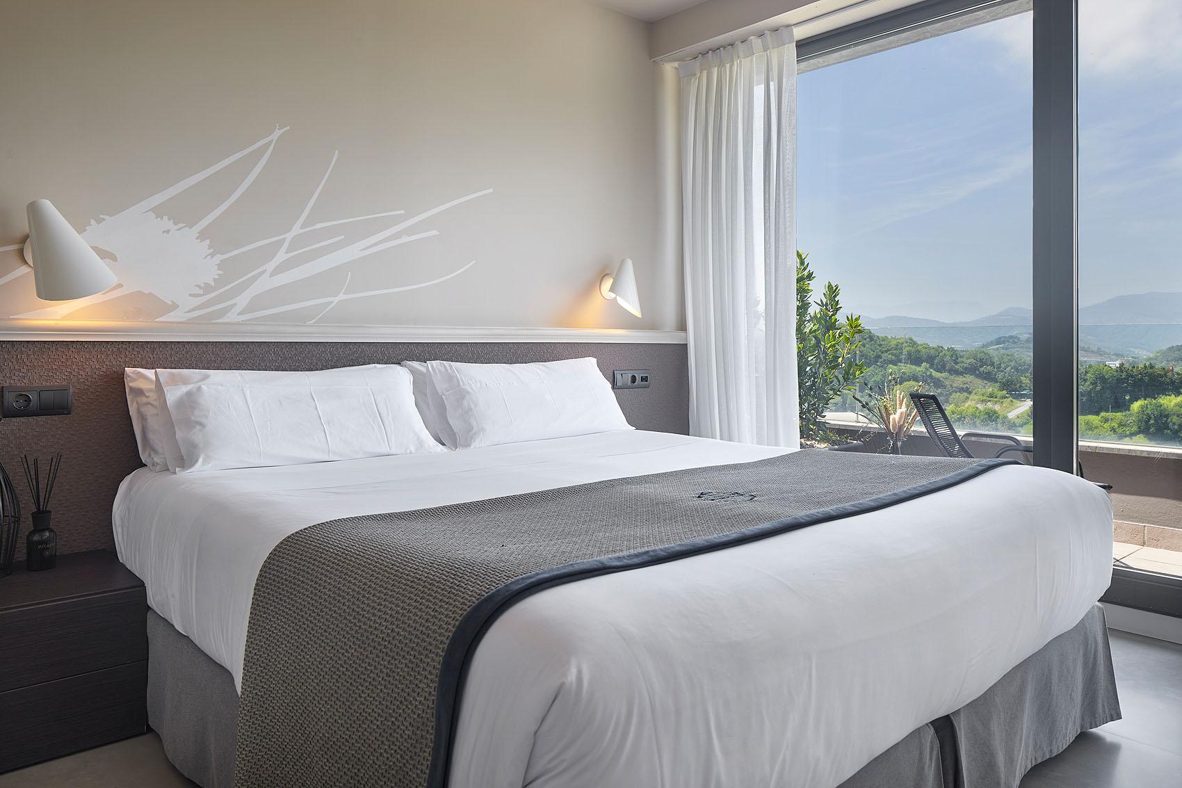 Irenaz Resort  en San Sebastian - Iñaki Caperochipi - Fotografía