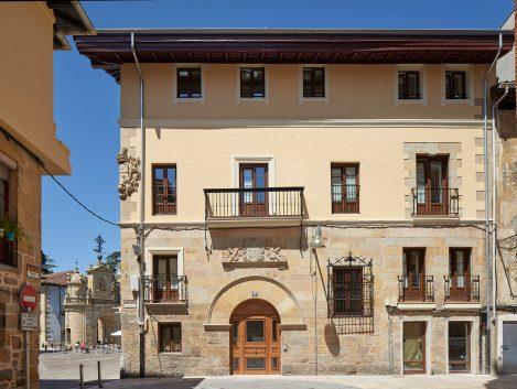 Palacio Arribi de Durango - Iñaki Caperochipi