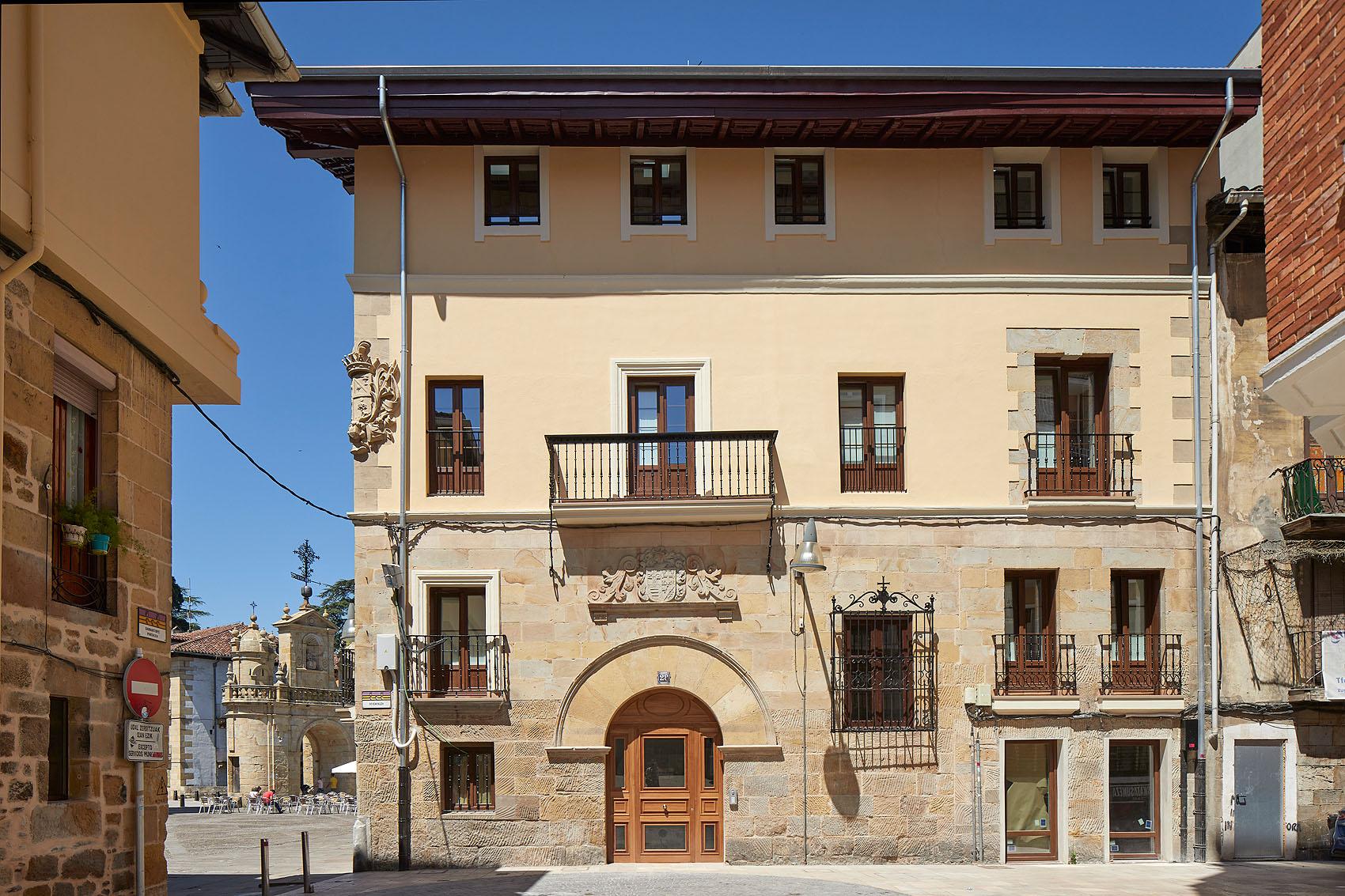 Palacio Arribi de Durango - Iñaki Caperochipi - Fotografía