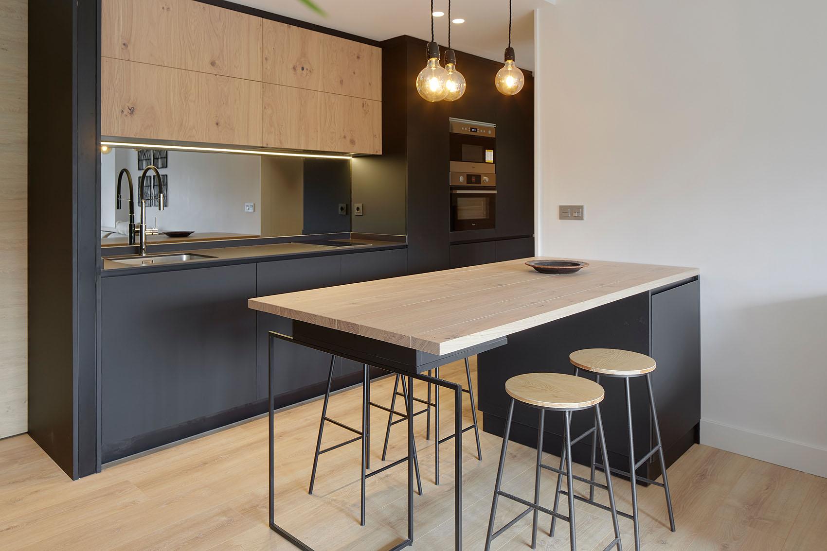 Apartamento turístico en Donostia - Iñaki Caperochipi - Fotografía