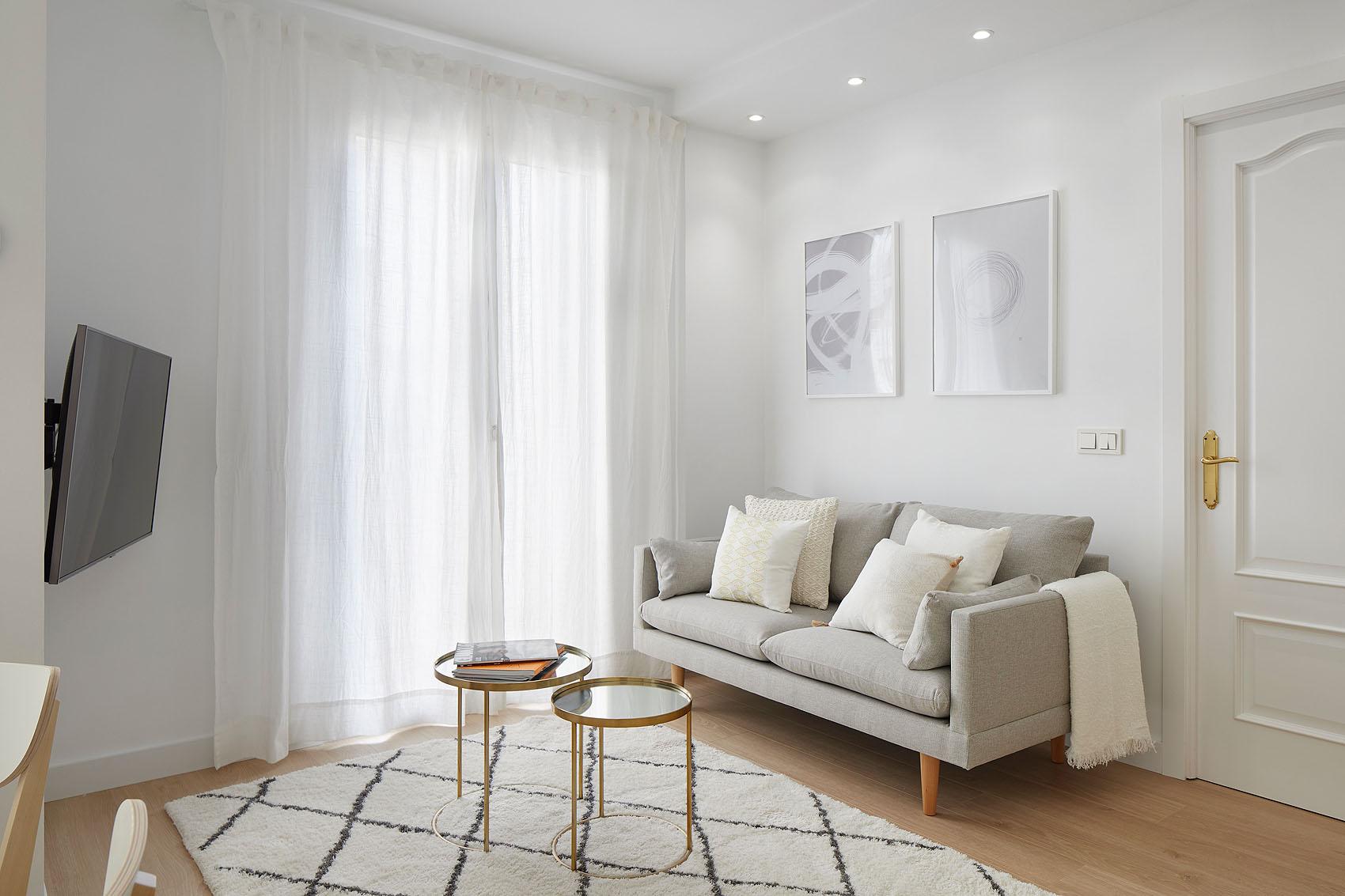 Apartamento en el Barrio de Gros - Iñaki Caperochipi - Fotografía